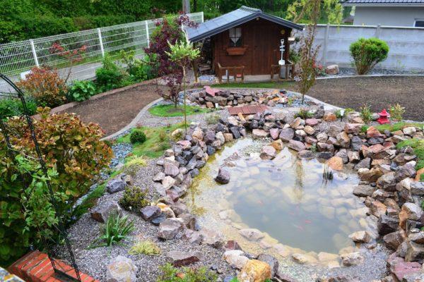 Création de bassin 3 niveaux