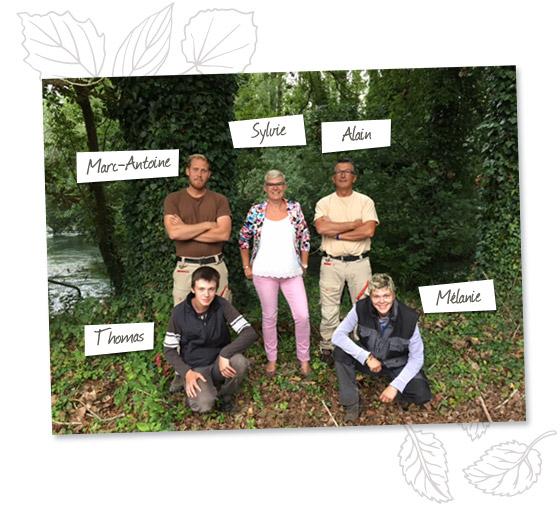 Equipe paysagistes