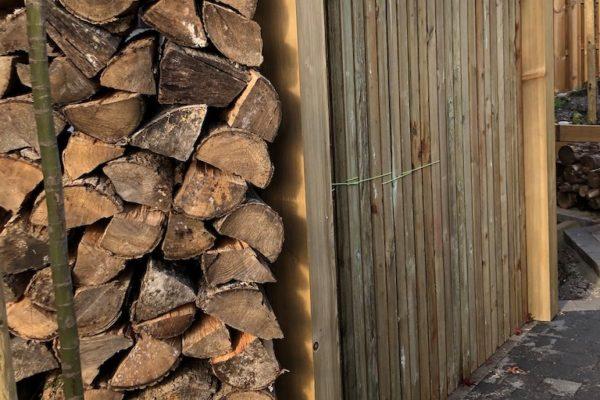Chalet de jardin et abris bois