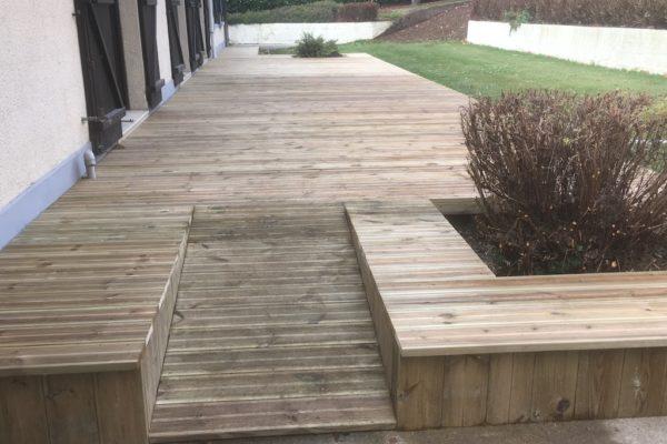 Création de terrasses 2020